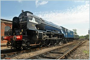 Catch the NYMR 60163 Tornado Train @ Grosmont Station | Grosmont | England | United Kingdom