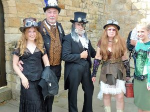 Whitby Steampunk Weekend @ Whitby Pavillion | West Cliff | England | United Kingdom