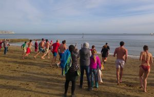 Lions Boxing Day Dip @ Bandstand, Whitby