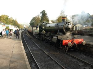 Halloween Trains at NYMR @ Pickering Station | United Kingdom