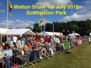 Malton Show @ Scampston Park | England | United Kingdom