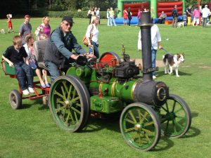 Duncome Steam Rally