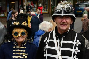Whitby Steam Punk Weekend