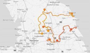 Tour de Yorkshire Cycle Race