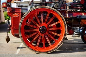 Whitby Traction Engine Rally @ Next To Whitby Abbey | England | United Kingdom